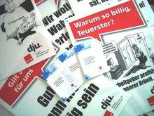 Tarifrunde Tageszeitungen 2013