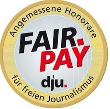 "Logo der Aktion ""Fairpay"""