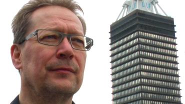 ÖPR Vorsitzender Jochen Spengler