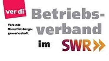 SWR ver.di Betriebsverband Logo